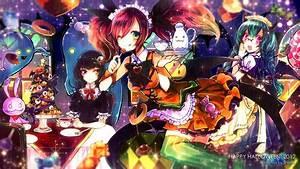 Anime Halloween Party - WallDevil