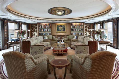 "Superyacht ""Lady Christine"" Interiors   iDesignArch"