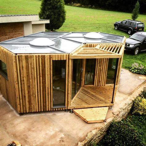 hivehaus beehive inspired tiny modular home