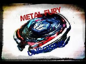 Beyblade Metal Fury Unboxing #1 - Cosmic Pegasus W105R2F ...