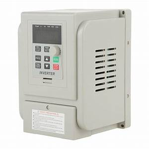 220v 2hp 1 5kw Single Phase To 3 Phase Output Frequency