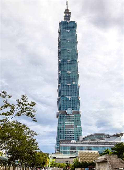 taipei   greenest  skyscrapers justmeans