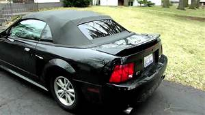 My 2000 Mustang GT Convertible - YouTube