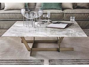 regent marble coffee table regent collection by casamilano With large square marble coffee table