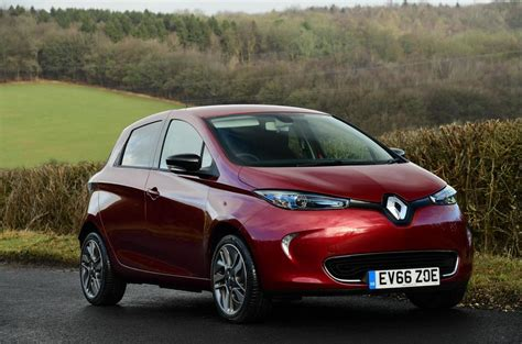 Renault Zoe Review (2018) Autocar