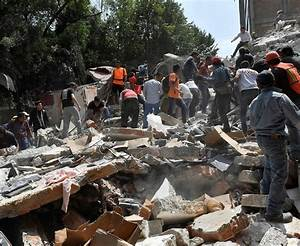 Mexico City earthquake: Volcano Popocatepetl erupts after ...