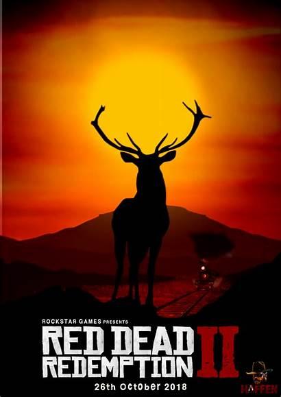 Dead Redemption Rdr2 Fanart Games Marston John