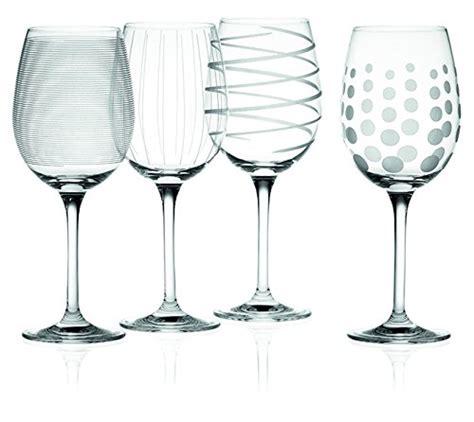 mikasa bicchieri bicchieri da rosso e bianco le migliori marche