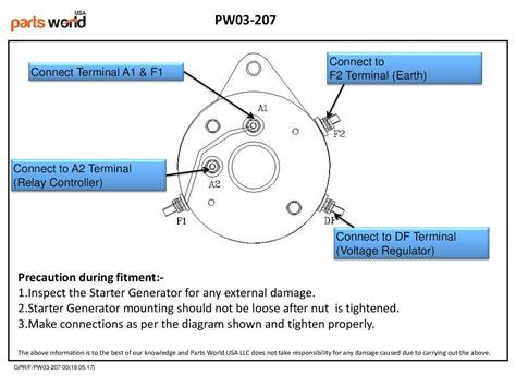 G1 Starter Wiring Diagram by Starter Generator Voltage Regulator Wiring Wiring Diagram