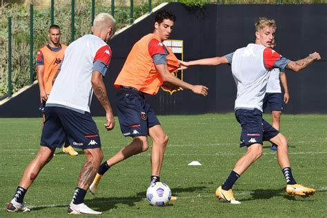 Lasse Schone Becomes Second Genoa Player to Test Positive ...