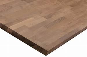 Plan Travail Massif : plan de travail bois massif leroy merlin maison design ~ Premium-room.com Idées de Décoration