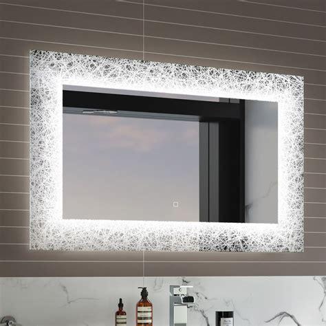 Next Home Bathroom Mirrors by 163 200 600x900mm Illuminated Led Bathroom Mirror Galactic