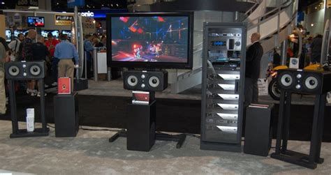nht pro theater speaker system audioholics