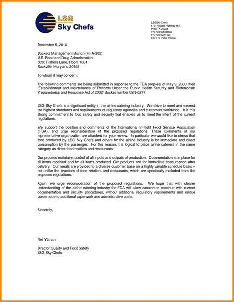 8 business cover letter format dialysis