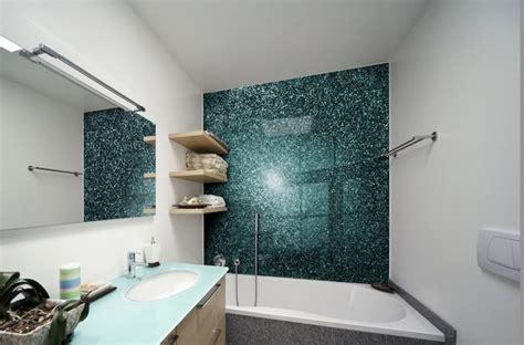 dusche statt fliesen glas statt fliesen im bad pflegeleicht und dekorativ