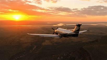 Pilatus Flugzeug Pc12 Technische Daten