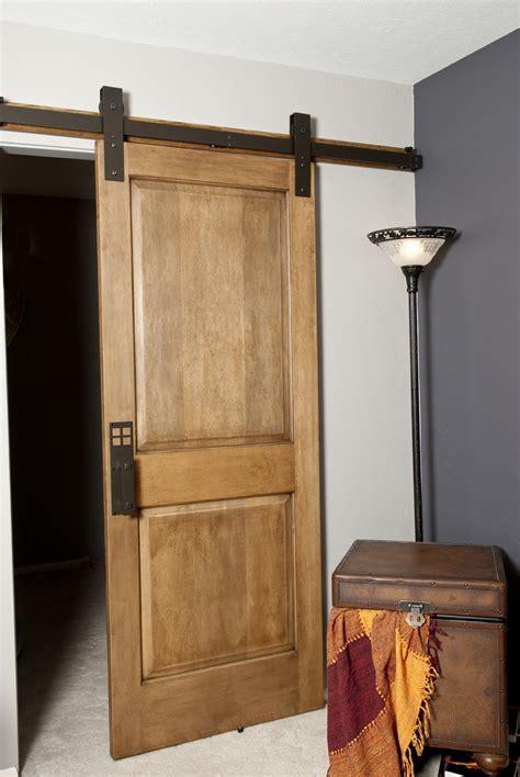 Hanging Doors & Designs Hanging The Sliding Barn Door