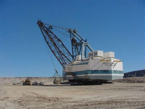 Marion 8200 Dragline.Marion was bought by Bucyrus Erie in ...