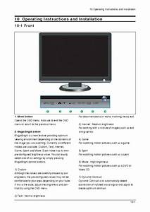 Samsung Lme19ws 931bw Lcd Monitor Service Manual Service