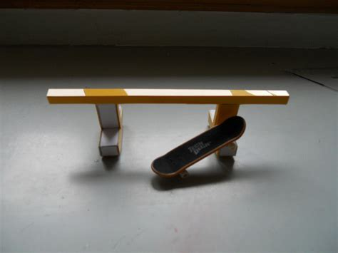 Tech Deck Rs And Rails by Tech Deck And Home Made Rail Flickr Photo