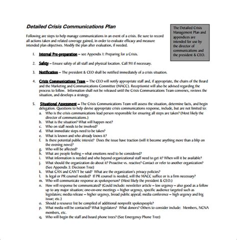 communications plan template word communication plan template free word documents downloads free premium templates