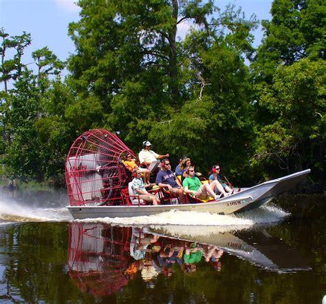 fan boat new orleans tj ashley honeymoon shop registry deposit a gift