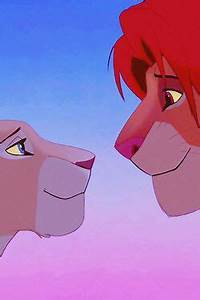 Simba and Nala iPhone wallpaper | iPhone wallpapers ...