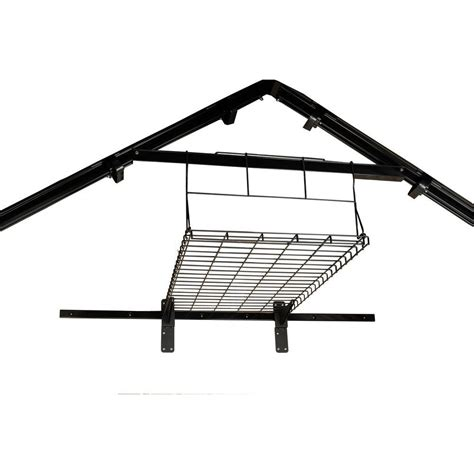 Suncast Shed Shelf Brackets by Suncast 3 Ft 7 In X 2 Ft 1 2 In Metal Shed Loft Kit