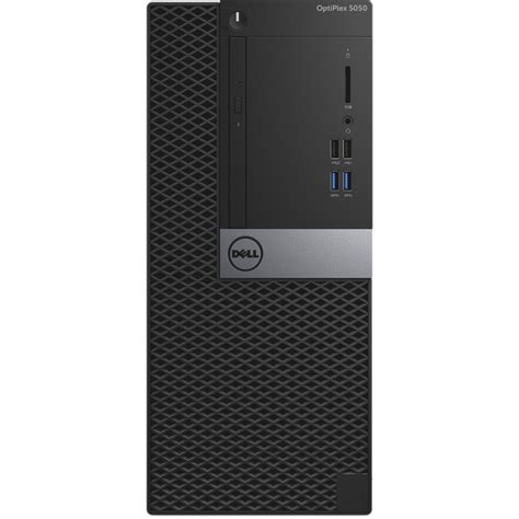 pc de bureau intel i5 pc de bureau dell optiplex 5050mt i5 7è gén 4 go