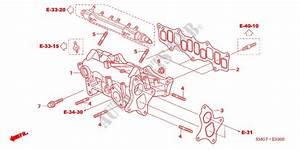 2007 Honda Civic Exhaust System Diagram