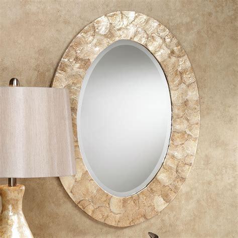 Black Oval Bathroom Mirror by 15 Photos Wall Mirror Mirror Ideas