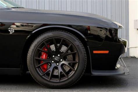 dodge challenger scat pack srt apr carbon fiber front