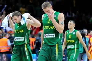 Lithuanian Basketball Team