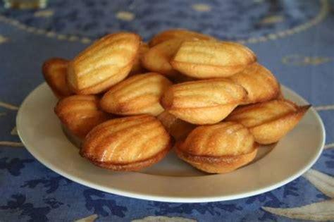 recette madeleines au yaourt