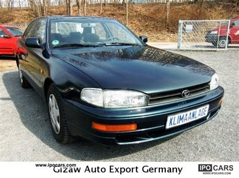 toyota camry limo 1994 toyota camry 2 2 gl car photo and specs