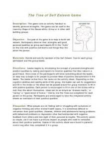 Self-Esteem Worksheets 3rd Grade
