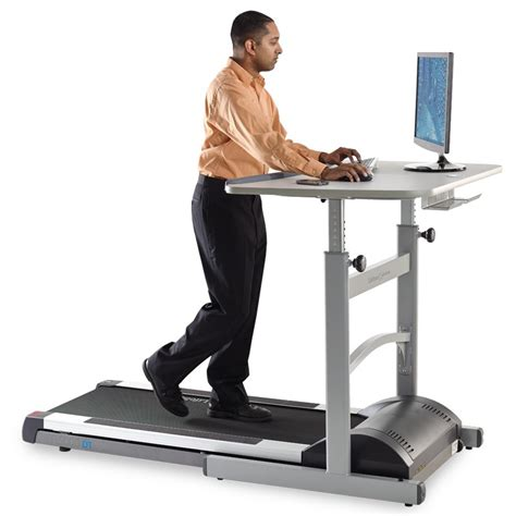 treadmill for desk at work would you use a treadmill desk gizmodo uk