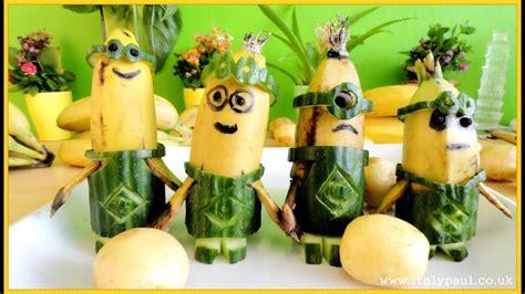 minions banana funny minions art  fruit