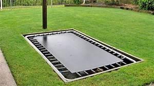 In Ground Trampolin : backyards projects new house gardenyard ideas backyards design kiddos things in ground ~ Orissabook.com Haus und Dekorationen
