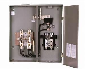 Siemens Mc0816b1400rltm 400 Amp 8 Space 16 Circuit Levery
