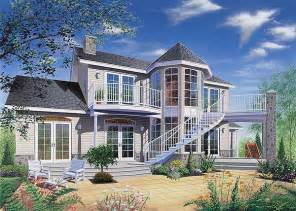 vacation house plans house plan the house designers