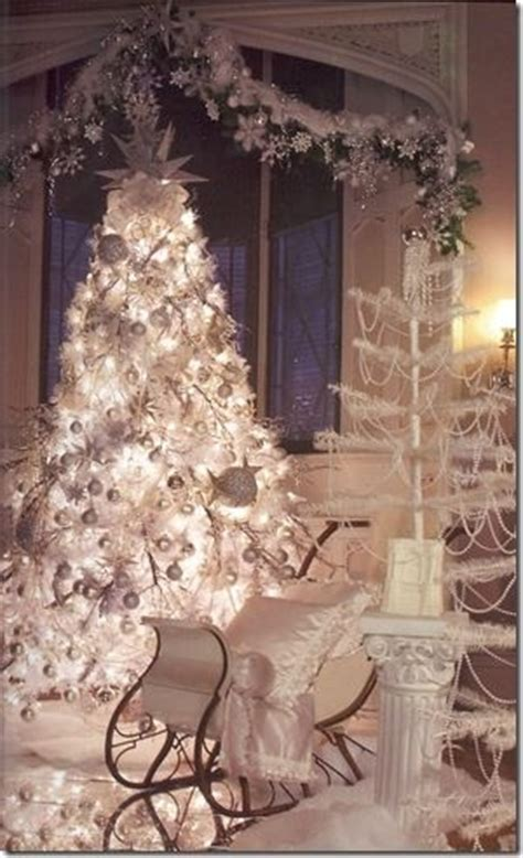 white christmas decor pictures   images