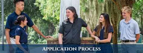 st john paul ii catholic high school tallahassee application process