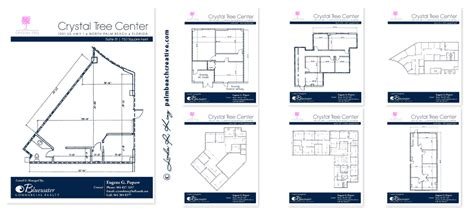 floor plan flyer design portfolio palm beach creative