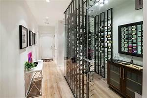 Any Connoisseur U0026 39 S Dream  Modern Wine Cellar Designs