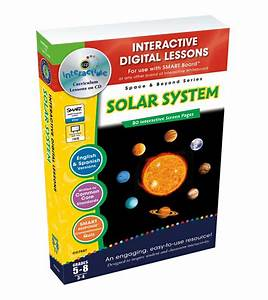 Solar System - DIGITAL LESSON PLANS - Grades 5 to 8 ...