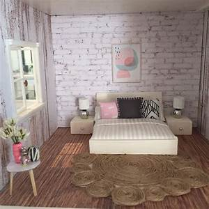 90 best doll house renovation diy images on pinterest With homemade miniature furniture