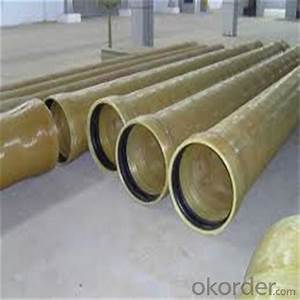 Buy GRE PIPE ( Glass Reinforced Epoxy pipe)for CBM Price