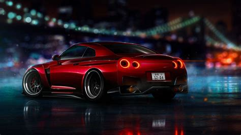 Gtr R35 Wallpaper Hd by Nissan Gtr R35 Hd Wallpapers Wallpaper Cave