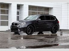 Make Your BMW X5 More Aggressive With TopCar And Lumma